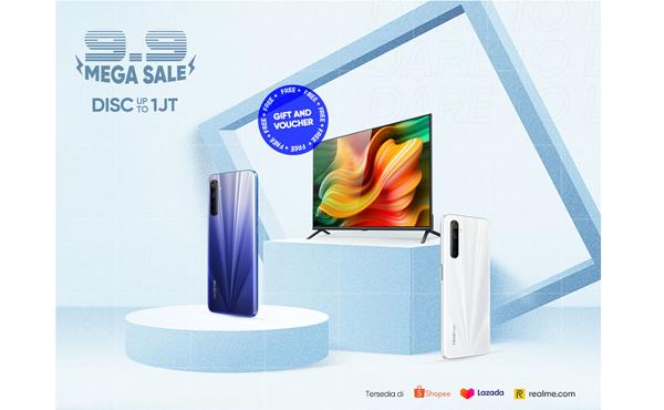 Realme Mega Sale 9.9