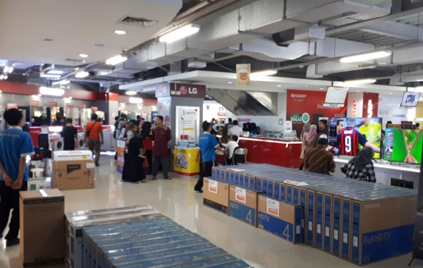 toko elektronik terbaik di karawang