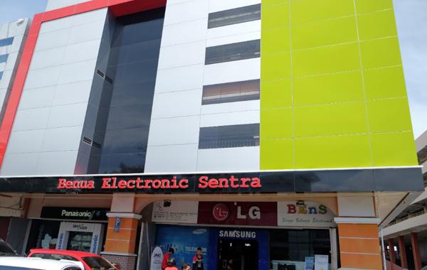 Toko Elektronik Terbaik di Manado