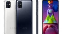 Harga Samsung Galaxy M51 di Indonesia