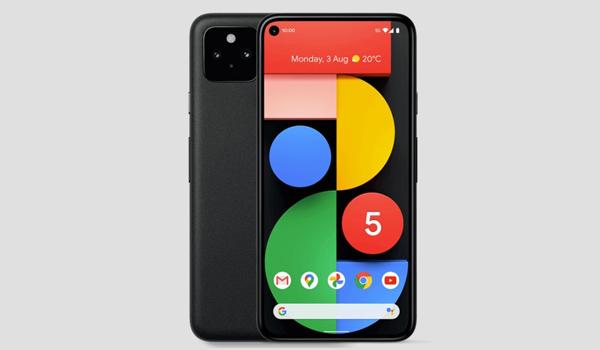 spesifikasi google pixel 5