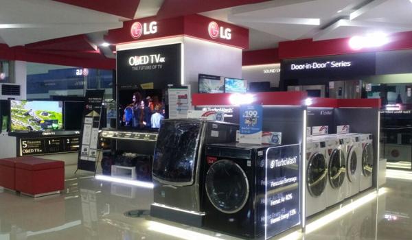 Toko elektronik terbaik di Batam