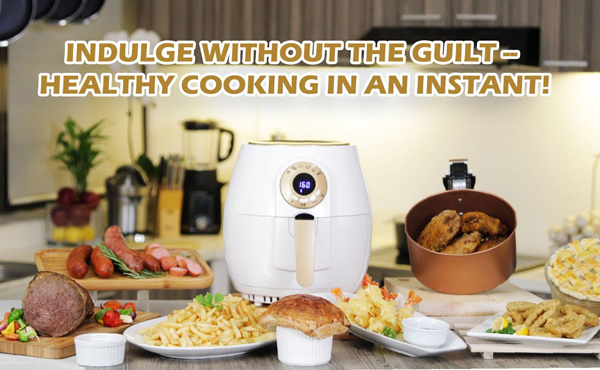 Air Fryer Zerofat