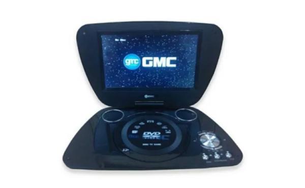 GMC DVD Portable GMC DIVX 808R