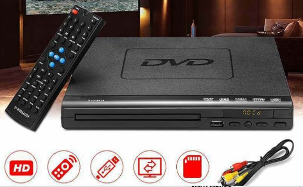 EVD DVD Player