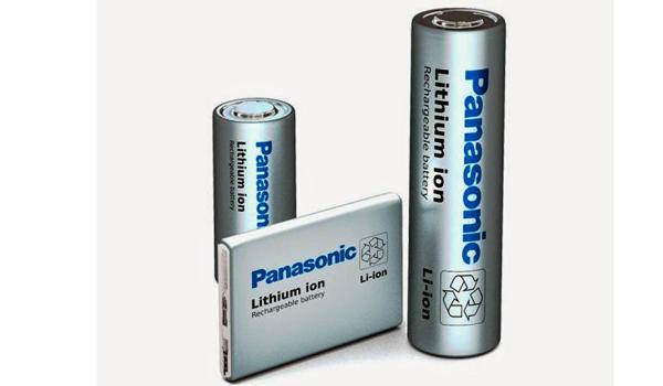 Baterai Li-Ion