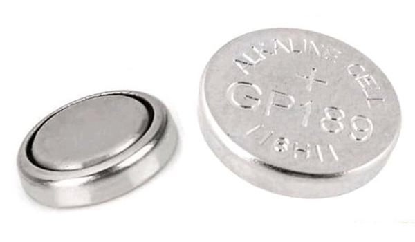 Baterai Silver Oxide