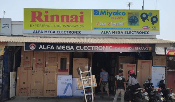 Toko Elektronik Terbaik di Serang Banten
