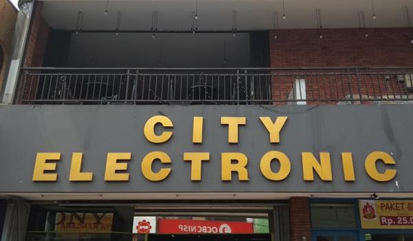 city electronic bogor