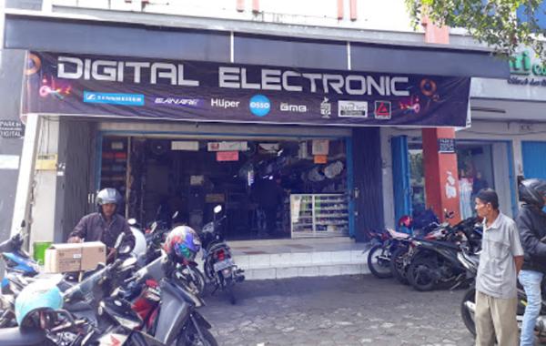 Toko Elektronik di Salatiga