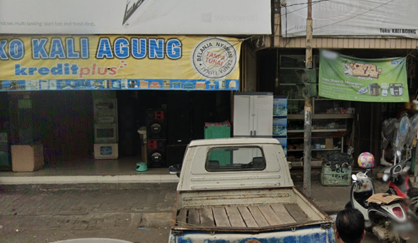 Toko Kali Agung Serang Banten