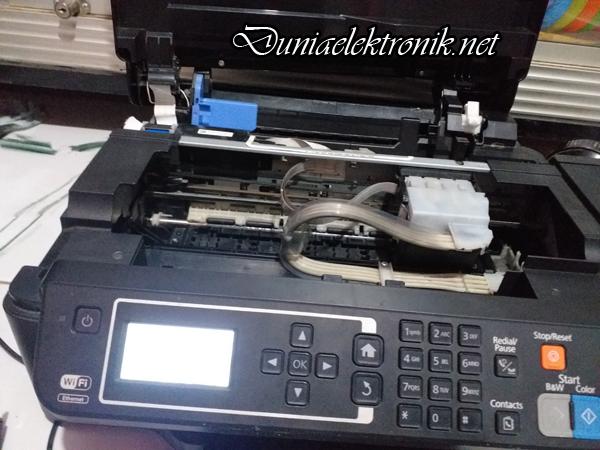 Kesalahan Printer 0x10