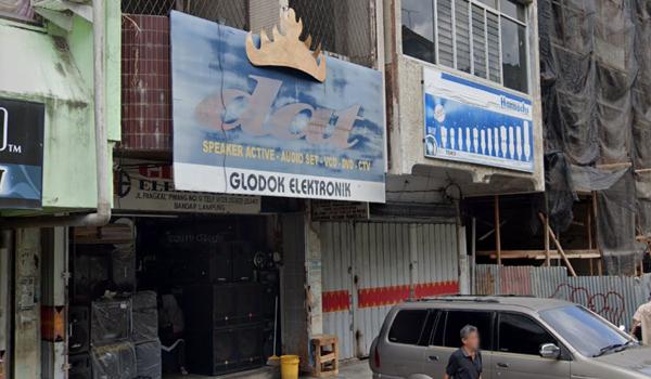 Toko elektronik di Bandar Lampung
