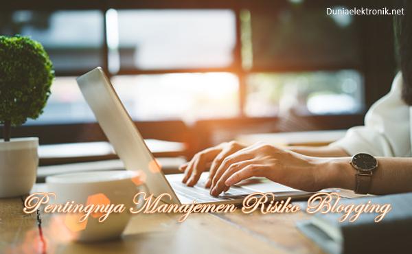 Manajemen Risiko Blogging